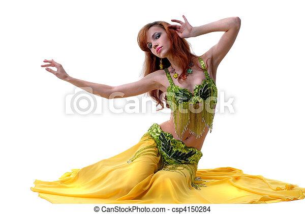 belly-dance, ethnicity, dancer, dan - csp4150284