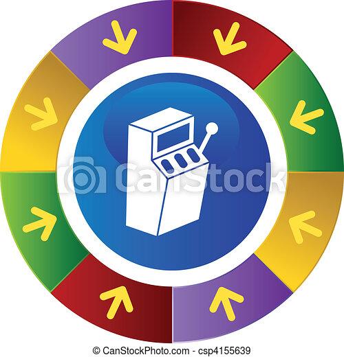 Slot Machine - csp4155639