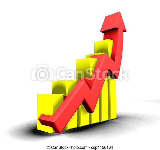 Statistics graphic - csp4158164