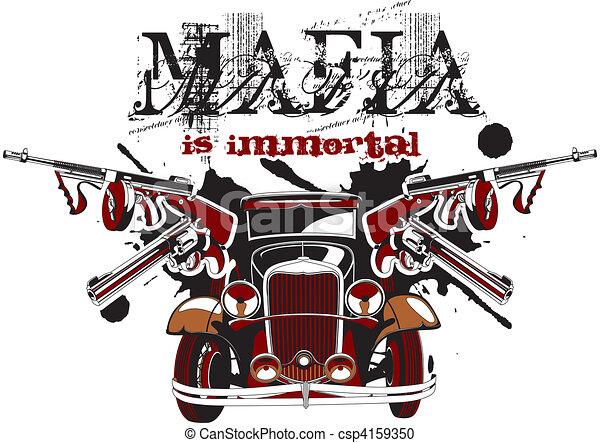 Mafia is immortal - csp4159350
