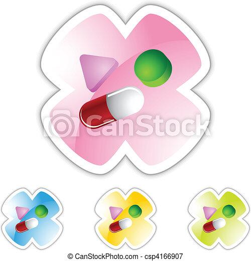 Pills - csp4166907