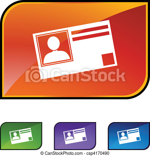 Identification Card - csp4170490