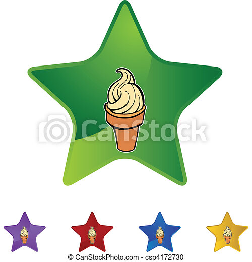Ice Cream Cone - csp4172730