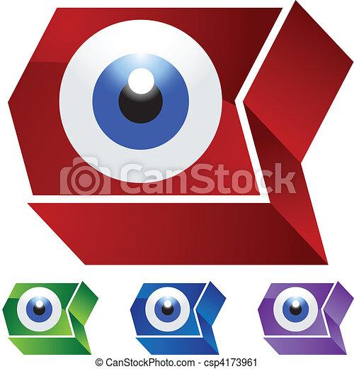 Eyeball - csp4173961