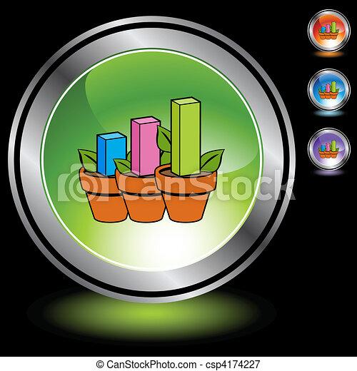 Profit Plant - csp4174227