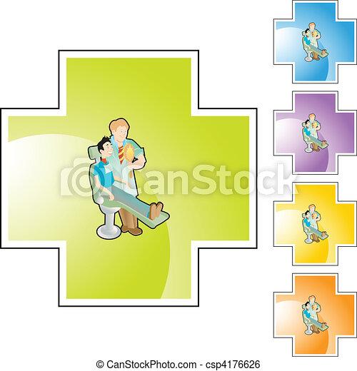 Dentist - csp4176626