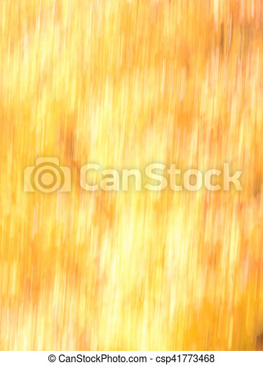 Autumn Blur - Yellows, with a bit of Orange and Red - csp41773468