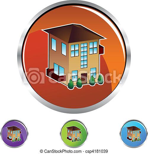 Apartment - csp4181039