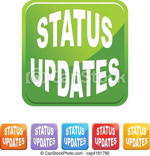 Status Updates - csp4181790