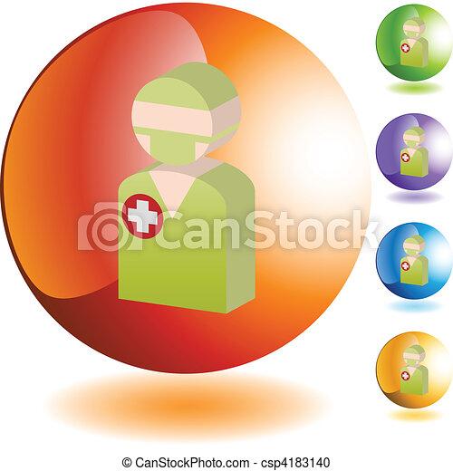 Surgeon - csp4183140