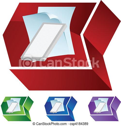 Air Filter Document - csp4184389