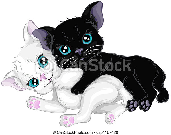 Kittens - csp4187420