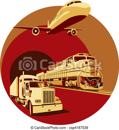 cargo transportation - csp4187539
