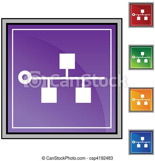 Ethernet Backbone - csp4192483