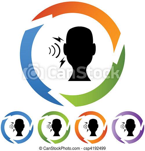 Hearing Loss - csp4192499