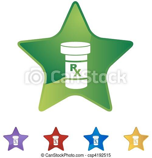 Medication - csp4192515