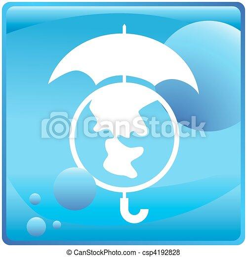 Comprehensive Insurance - csp4192828