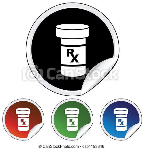 Medication - csp4193346