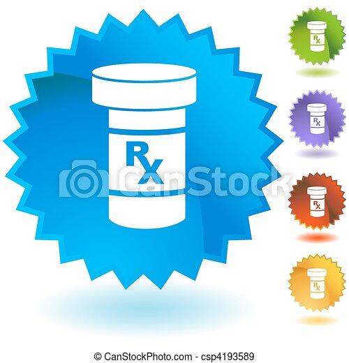 Medication - csp4193589