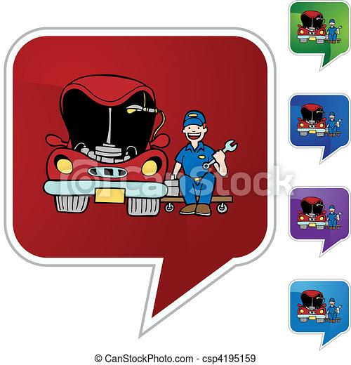 Car Fix - csp4195159