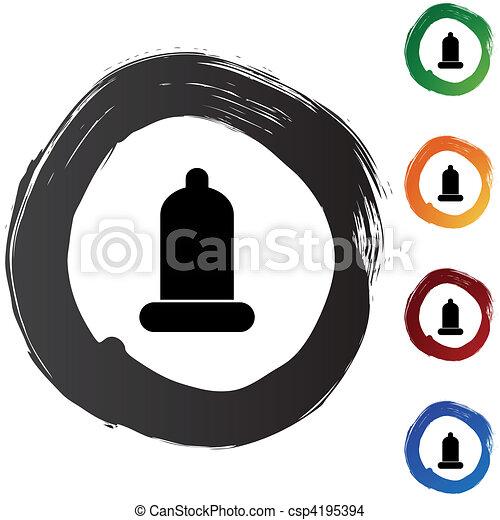 Condom - csp4195394