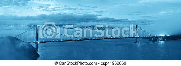 Golden Gate Bridge - csp41962660
