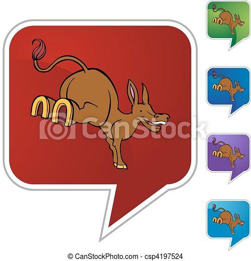 Mule - csp4197524