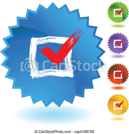 Checkbox - csp4198158