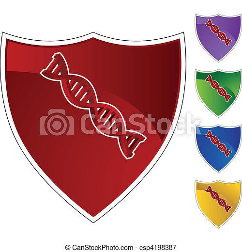 Genetic Code - csp4198387
