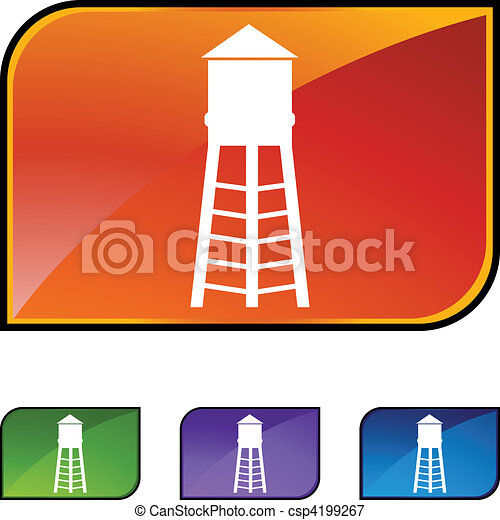 Water Tower - csp4199267