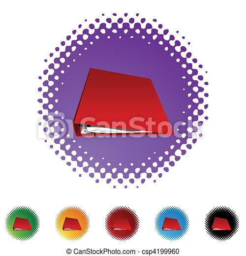 Book Binder - csp4199960