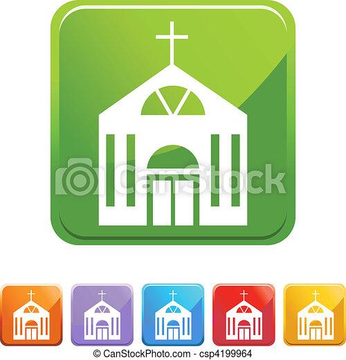 Church - csp4199964
