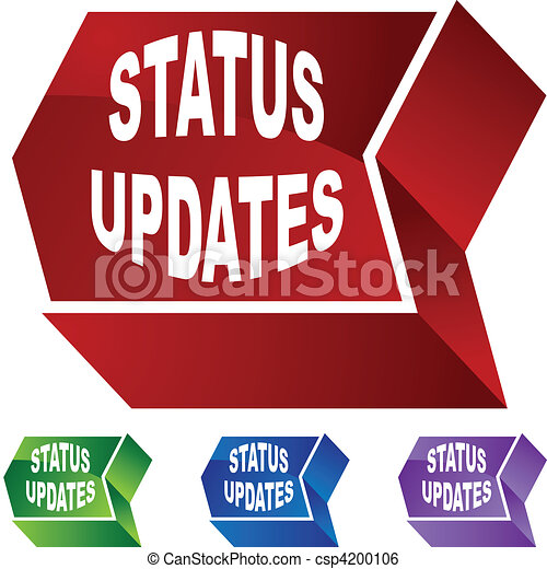 Status Updates - csp4200106