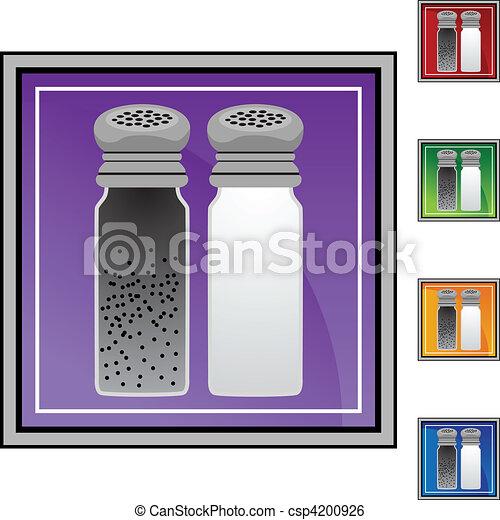 Salt Pepper - csp4200926