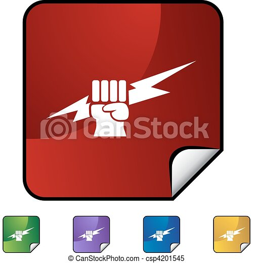 Lightning Fist - csp4201545