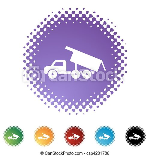 Dump Truck - csp4201786