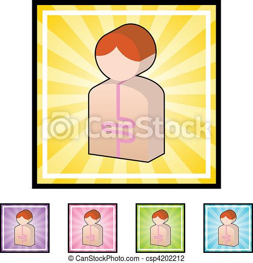 Digestion Patient - csp4202212