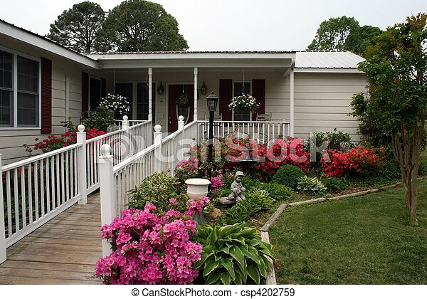 Beautiful Home with handicap ramp