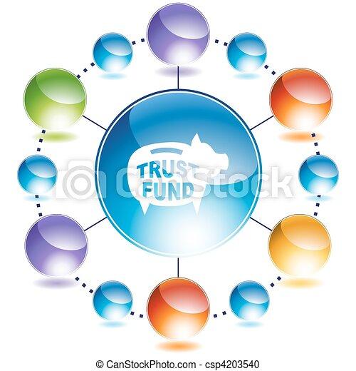 Trust Fund - csp4203540
