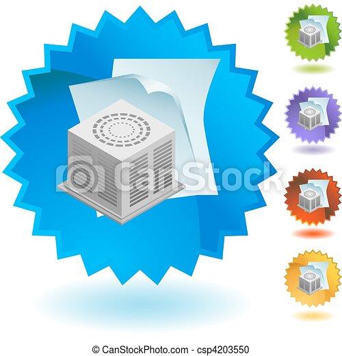 Air Conditioner Document - csp4203550