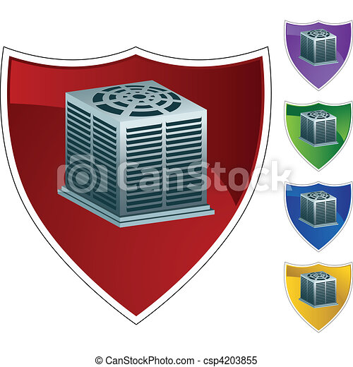 Air Conditioner - csp4203855