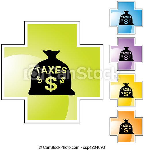 Taxes - csp4204093
