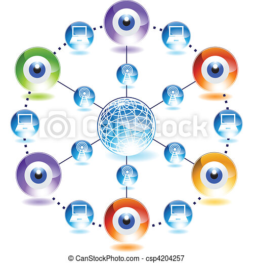 Eyeball - csp4204257