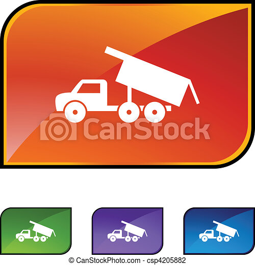 Dump Truck - csp4205882