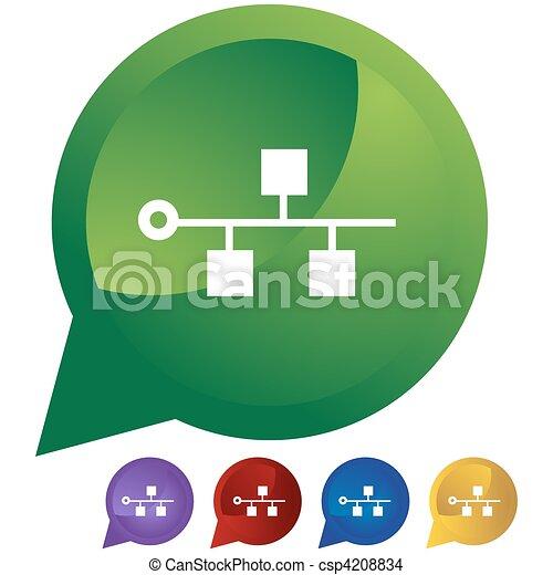 Ethernet Backbone - csp4208834