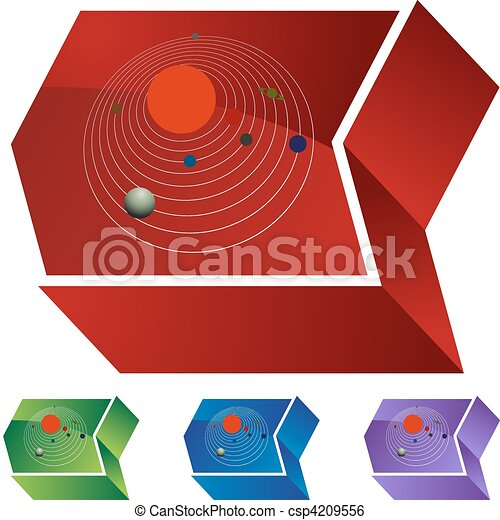 Solar System - csp4209556
