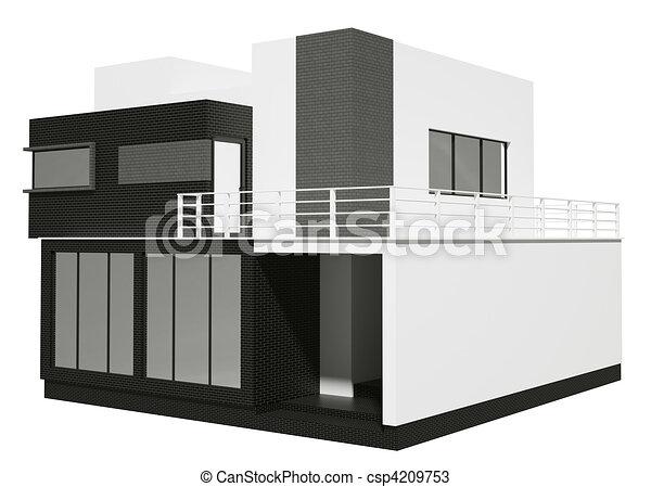 Disegni Di Privato Casa Esterno 3d Privato Casa