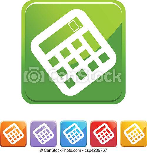 Calculator - csp4209767