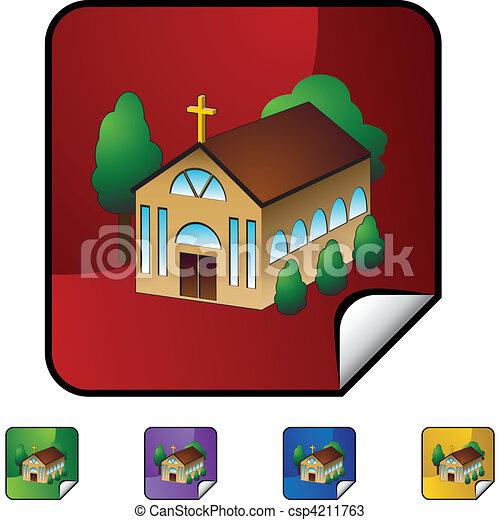 Church - csp4211763