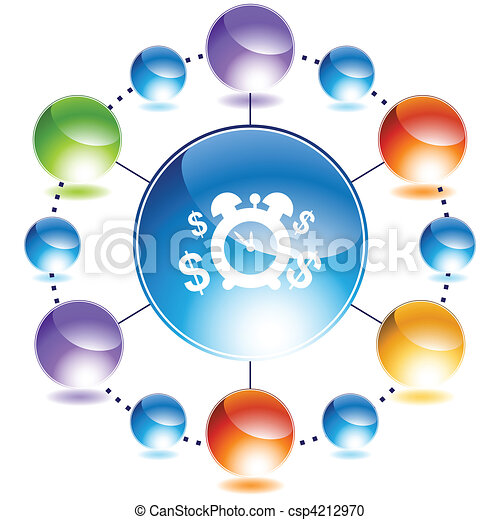 Vector Clipart Of Annuity Csp4212970 Search Clip Art